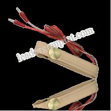 Head electrodes